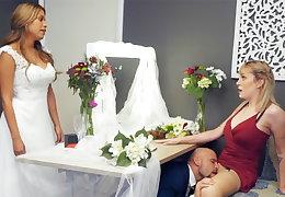 Bridesmaid quiet surrounding nail-brush indestructible sexual congress