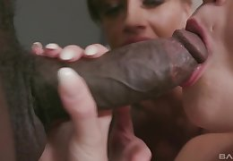 Young girls admit a bbc privy to anal scenes