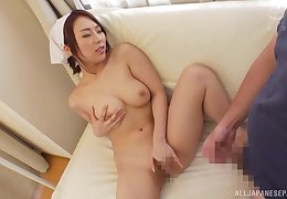 Japanese forth big tits, first hardcore oral and anal experience