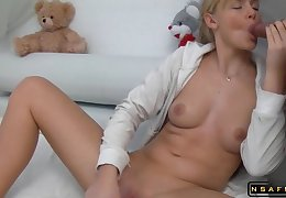 Dirty German Amateurs Wife Bends Over Be expeditious for Hard Core Takings Coition With Cum Tax