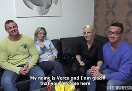 Czech Wifey Alternation 7 - total vid