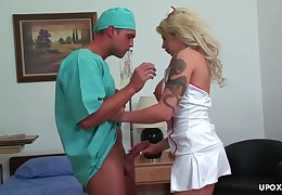 Hot Brooke Haven had dampness sexual intercourse on tap work, the other day